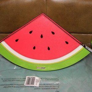 Kate Spade Watermelon Clutch Splash Out Purse